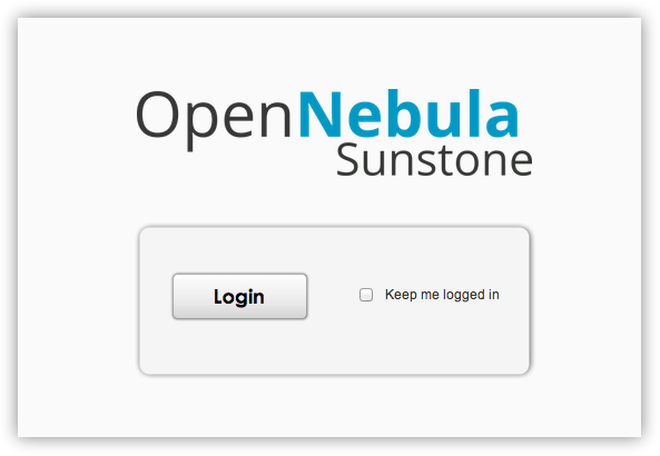 User Security and Authentication — OpenNebula 5 8 4