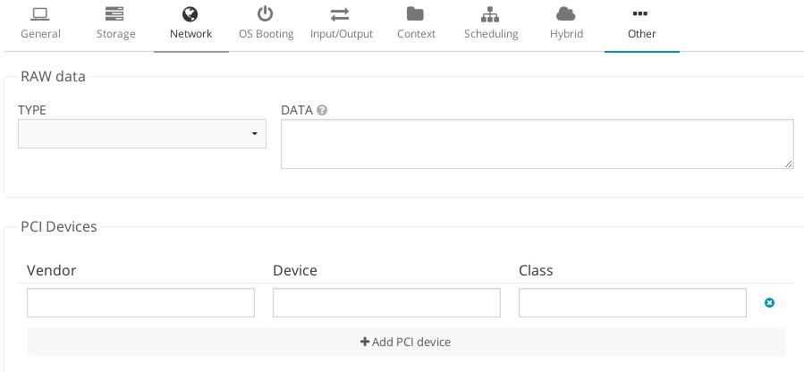 PCI Passthrough — OpenNebula 5 8 4 documentation