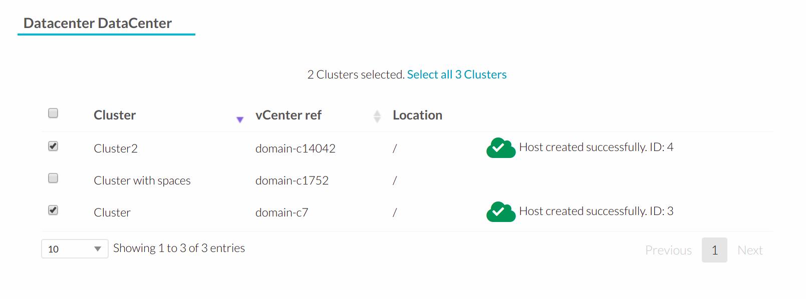 vCenter Driver — OpenNebula 5 8 4 documentation
